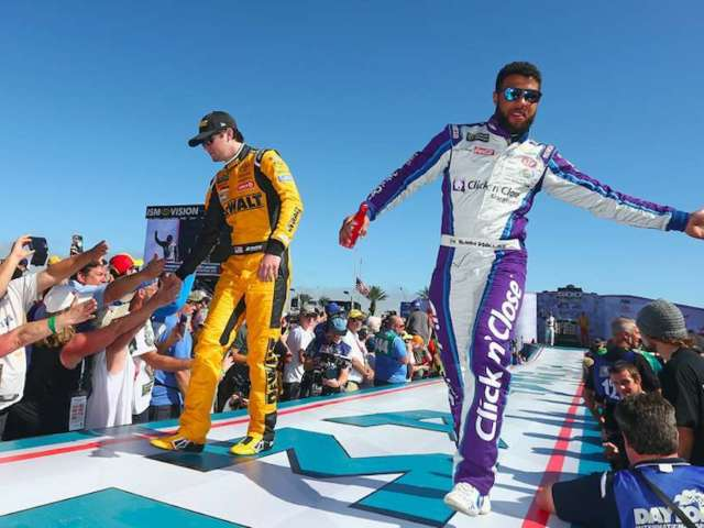 Richard Petty Motorsports Reportedly Finds Bubba Wallace's Replacement
