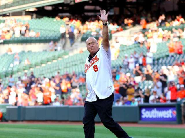 Cal Ripken Jr.'s Jersey From Record-Breaking Game Headed to Auction
