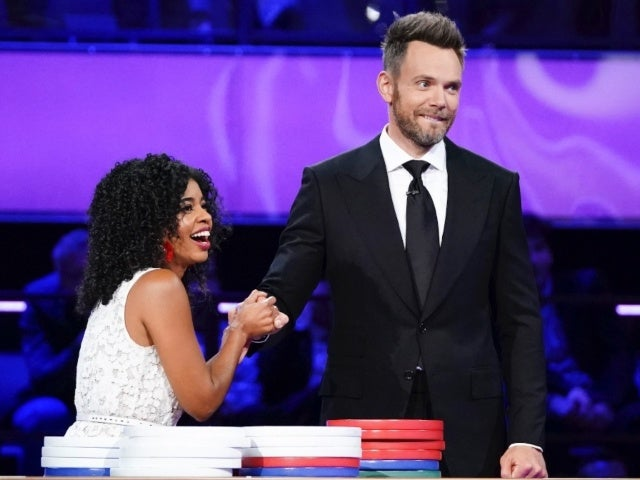 Joel McHale Talks Going Back to Work for Season 2 of ABC's 'Card Sharks' During the Pandemic (Exclusive)
