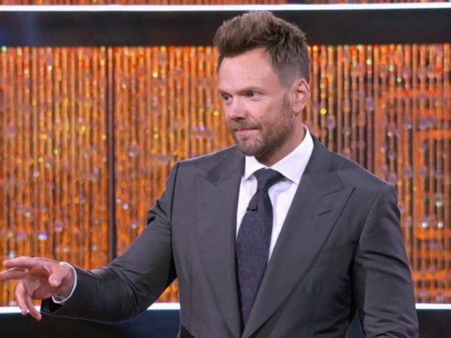 'Card Sharks' Host Joel McHale Reveals 'Unattractive' Celebrity He Looks Like in Exclusive Clip