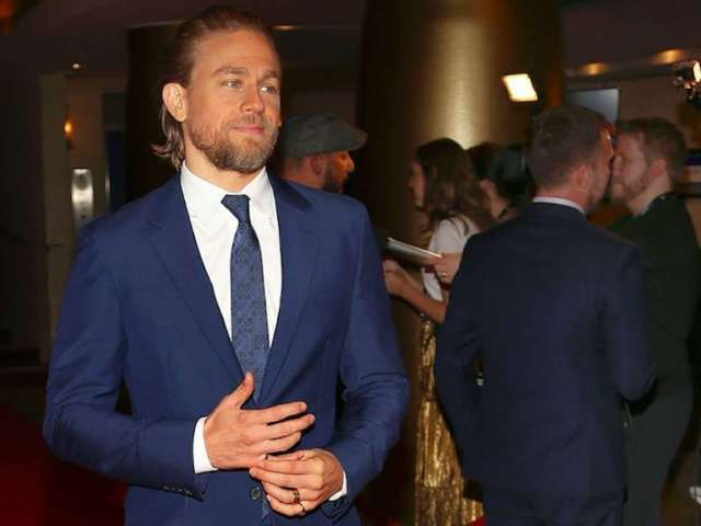 'Sons of Anarchy' Star Charlie Hunnam Reveals If He Would Play James Bond If Offered