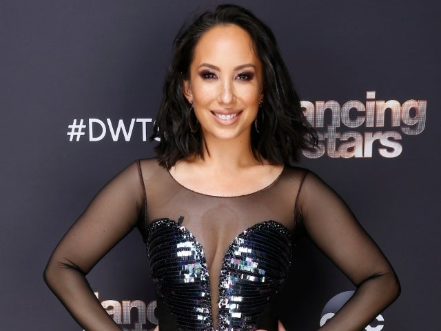 'Dancing With the Stars': Cheryl Burke Suffers Head Injury While Rehearsing for Villains Night