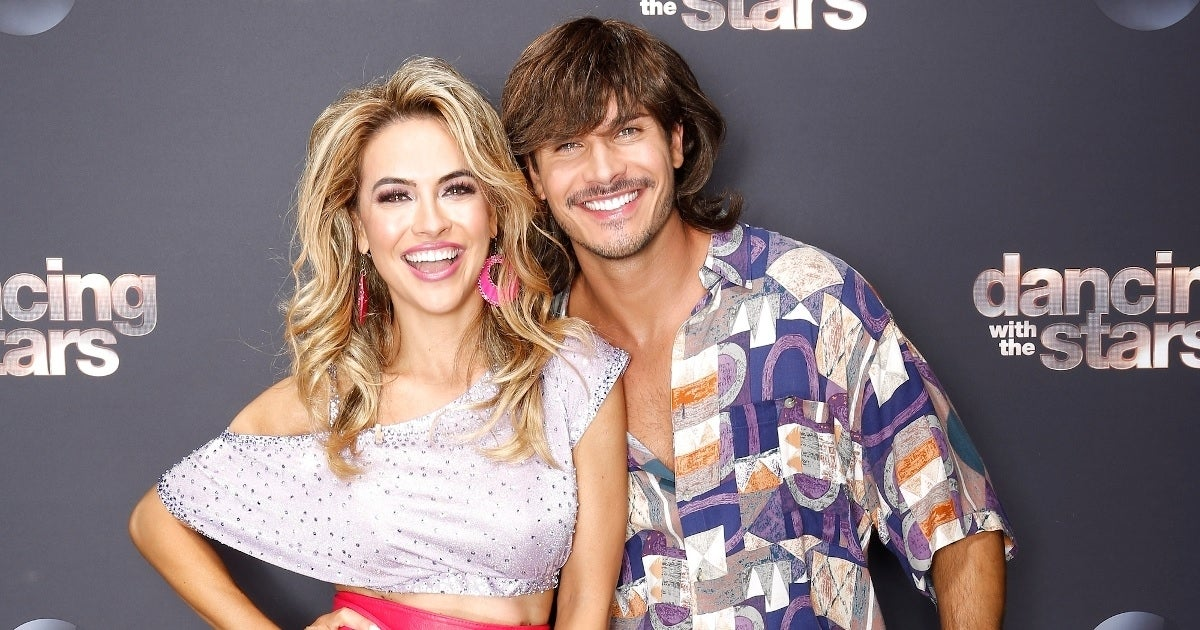 chrishell stause dwts getty images