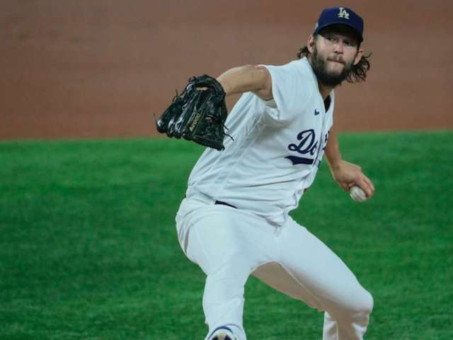 Dodgers Lose Clayton Kershaw for NLCS Game 2 Due to Back Spasms
