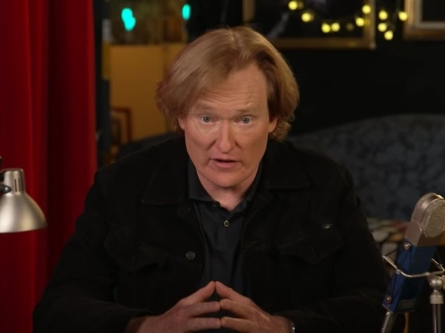 Conan O'Brien Reveals New Late Night Set Was Burglarized