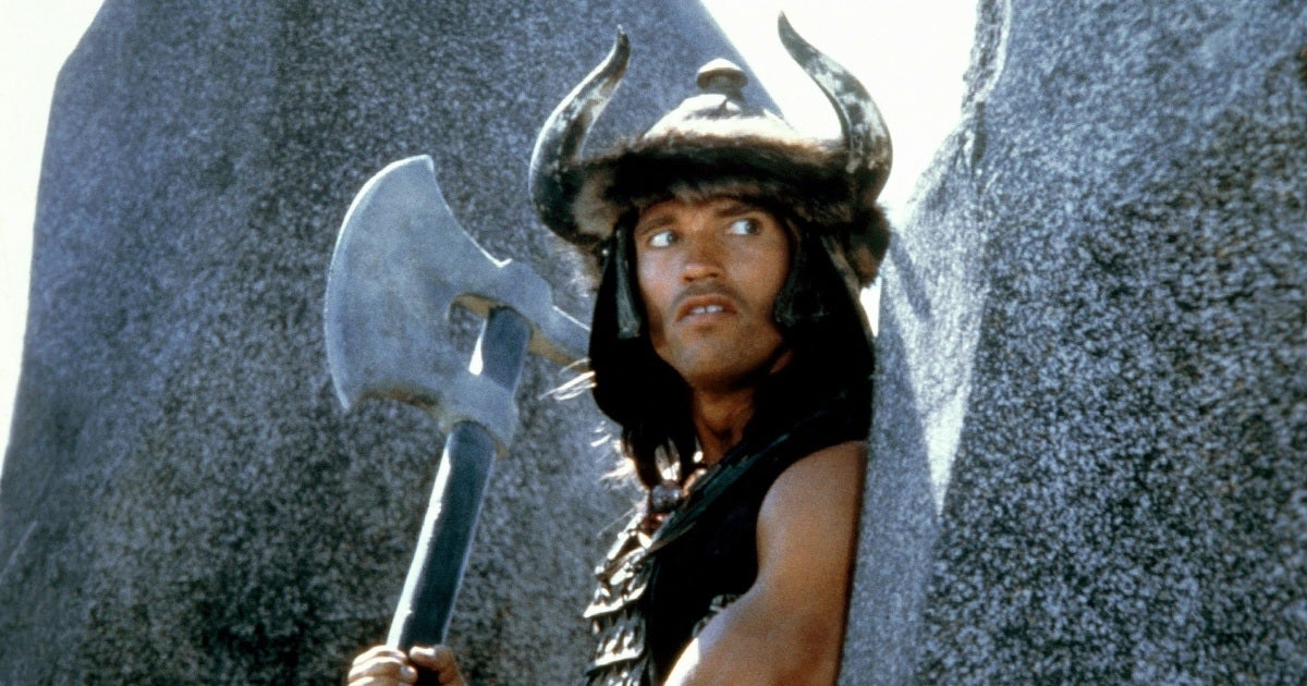 conan the barbarian getty images