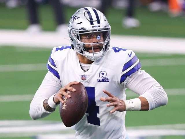 Dak Prescott: Cowboys COO Stephen Jones Says Star Quarterback Is 'Our Future'