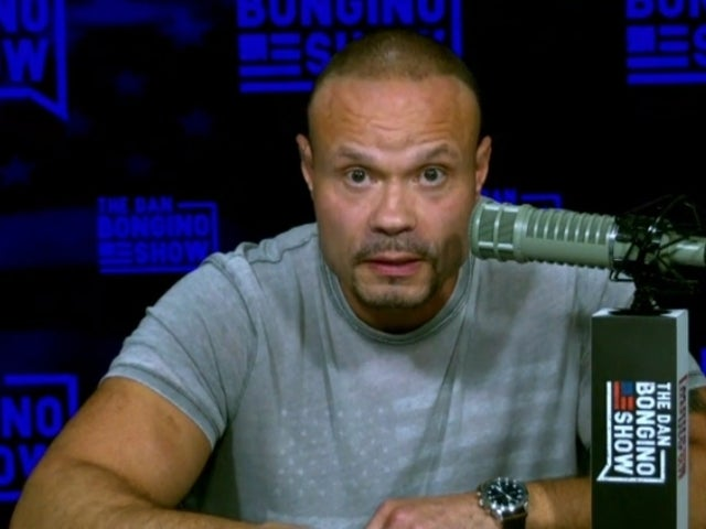 Dan Bongino Reveals Hodgkin's Lymphoma Diagnosis