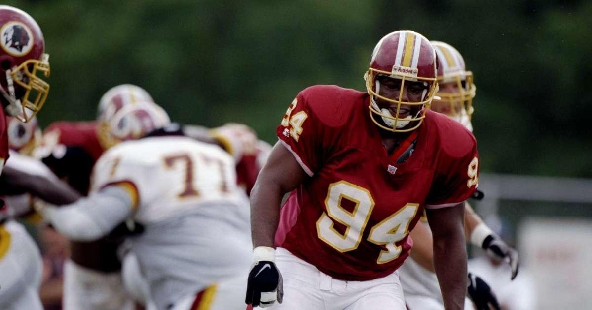 Dana Stubblefield former NFL defensive lineman sentenced 15 years to life prison