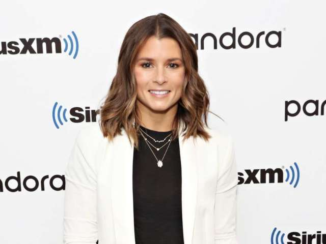 Danica Patrick Is All Smiles in New 'Falling in Love' Photo