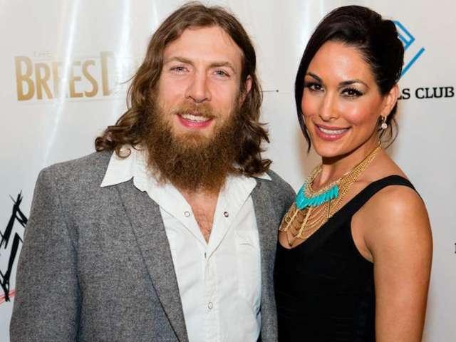 Brie Bella Snaps Sweet Shot of Son Buddy and Husband Daniel Bryan: 'My Boys'