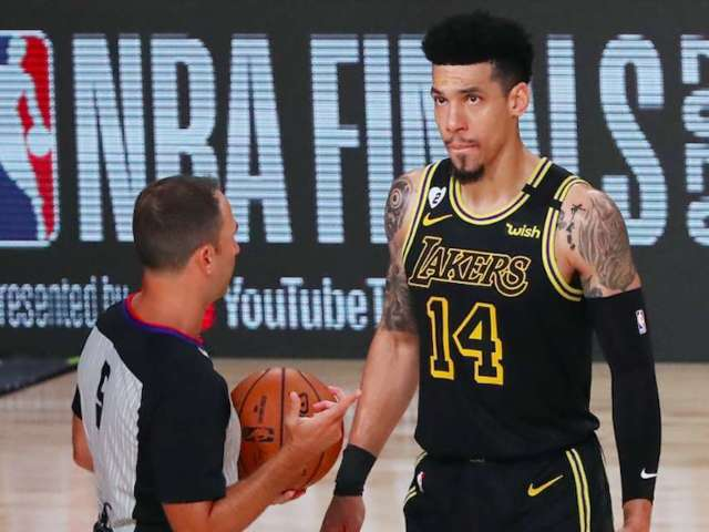 Lakers' Danny Green Reportedly Received Death Threats Following Missed Shot in Game 5