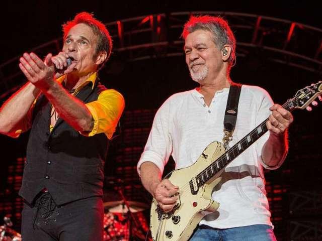 David Lee Roth's Eddie Van Halen Tribute Has Rock Fans Shedding Tears