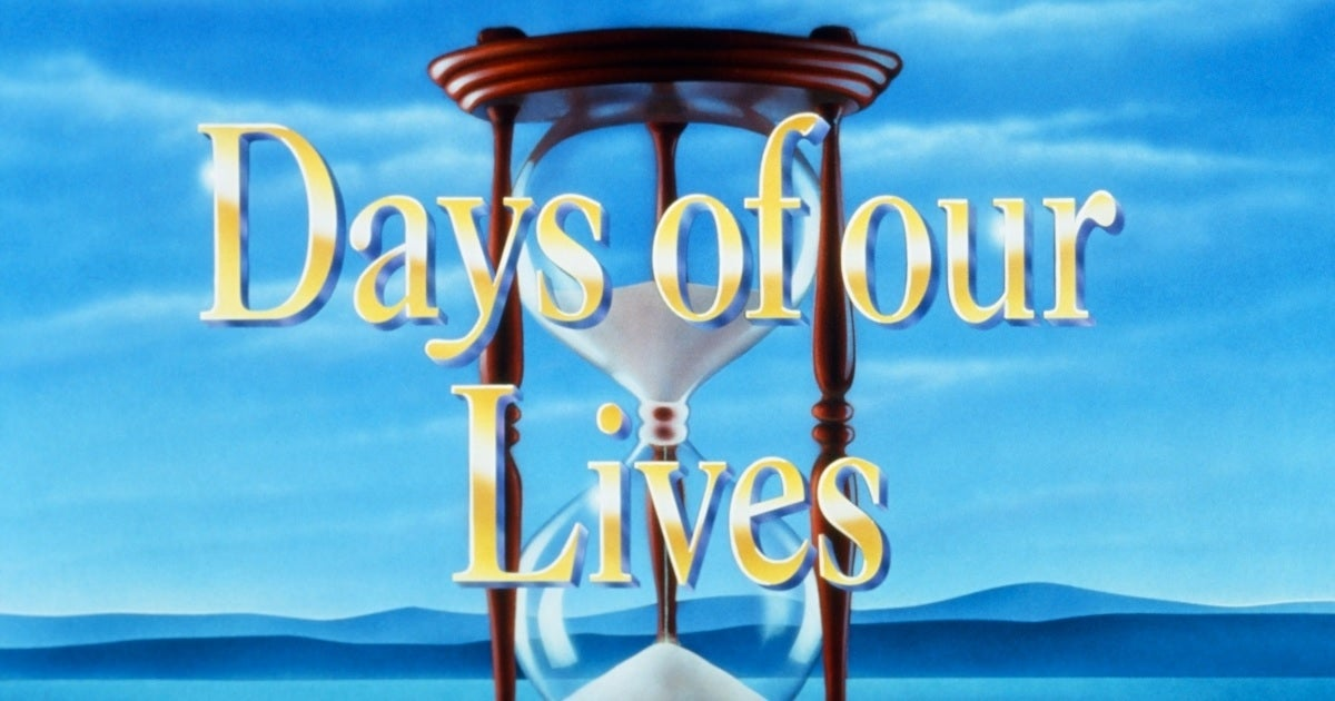 days of our lives logo getty images