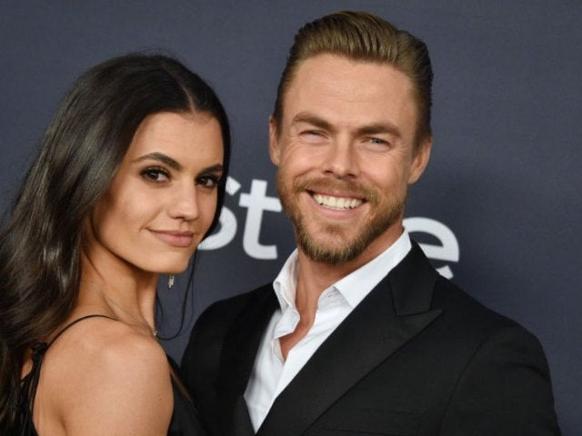 Derek Hough Weighs Fans Theory Claiming He's Planning Proposal to Hayley Erbert on 'Dancing With the Stars'