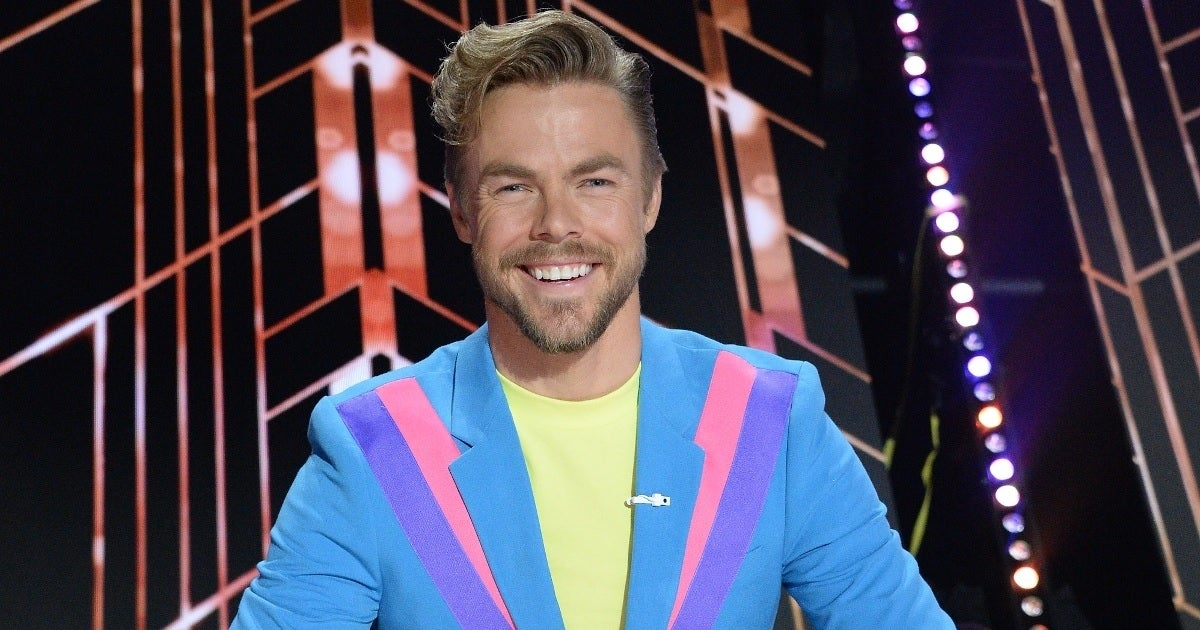 derek hough getty images dwts abc