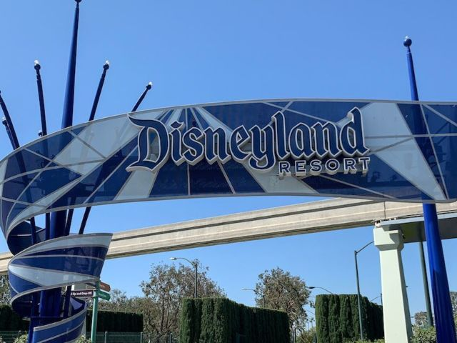 Disneyland Superfans and Cast Members Protest to Reopen Theme Park
