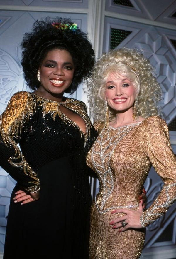 dolly parton oprah