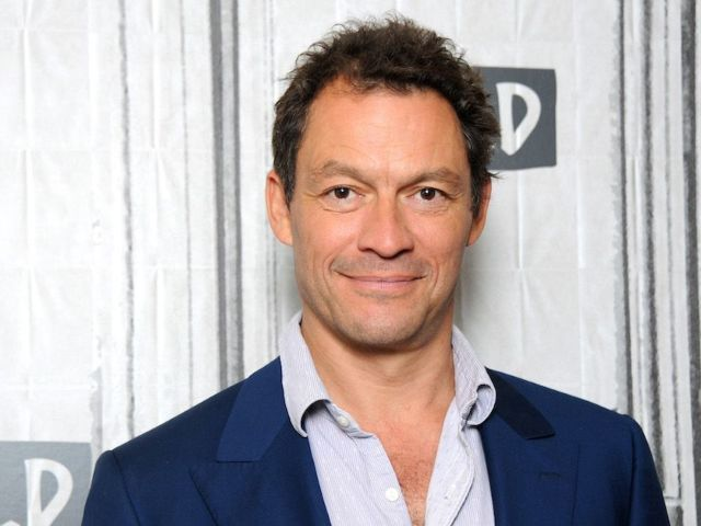 Social Media Has Thoughts About Dominic West Kissing His Wife After Lily James Outing