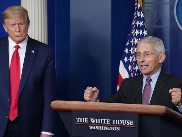 President Trump Hasn't Attended Coronavirus Task Force Meeting in Months, Dr. Fauci Says