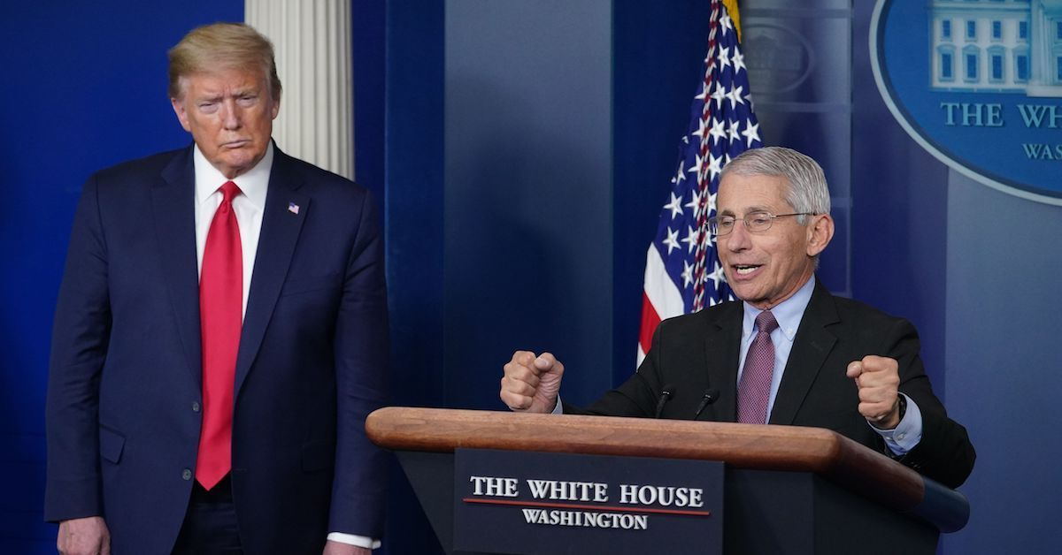 donald-trump-anthony-fauci-getty