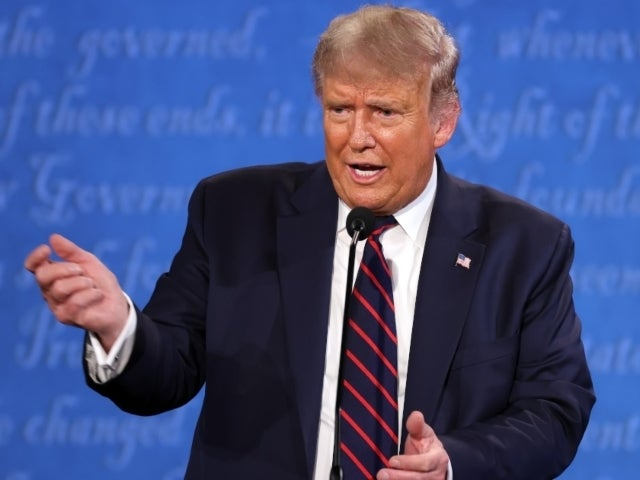 Final Presidential Debate: Donald Trump's Claim About Coronavirus Protective Goggles Left the Internet Puzzled