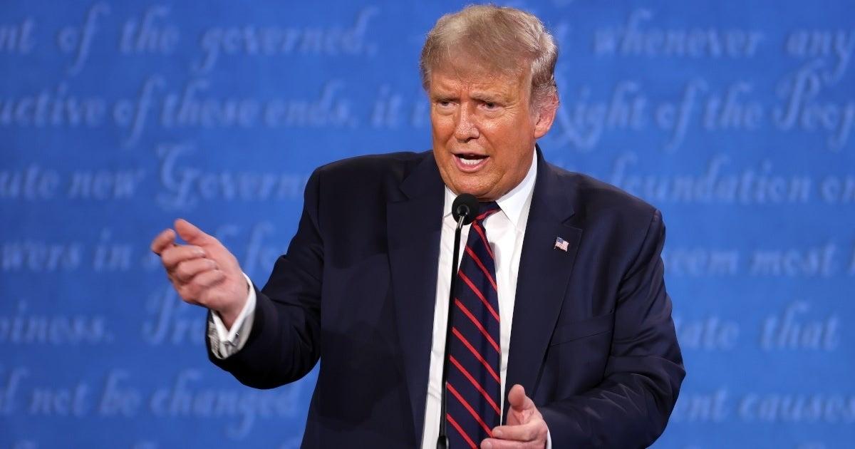 donald trump debate 1 getty images