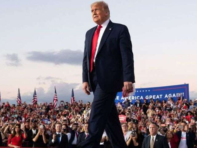 Donald Trump Ponders Leaving the US If He Loses to Joe Biden