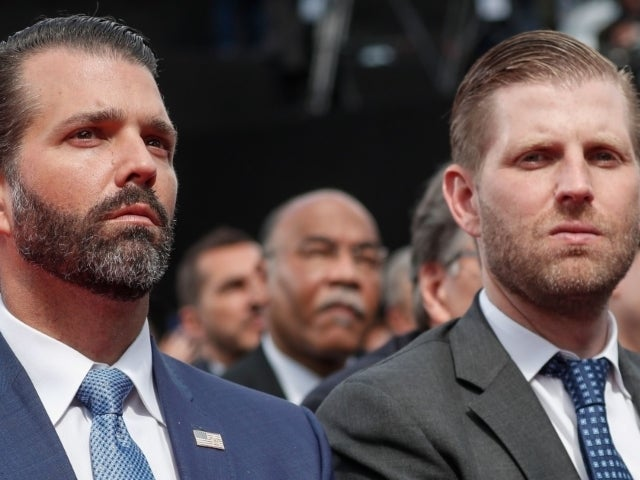 Donald Trump Jr. and Brother Eric Test Negative for COVID-19
