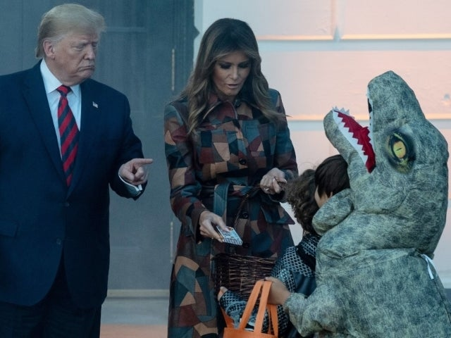White House to Host Trick-or-Treat With 'Extra Precautions' During Pandemic