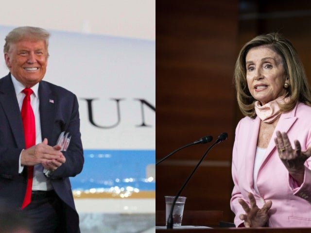 Stimulus Check: Nancy Pelosi Believes Stock Market Plunge Will Prompt Donald Trump to Renegotiate Talks