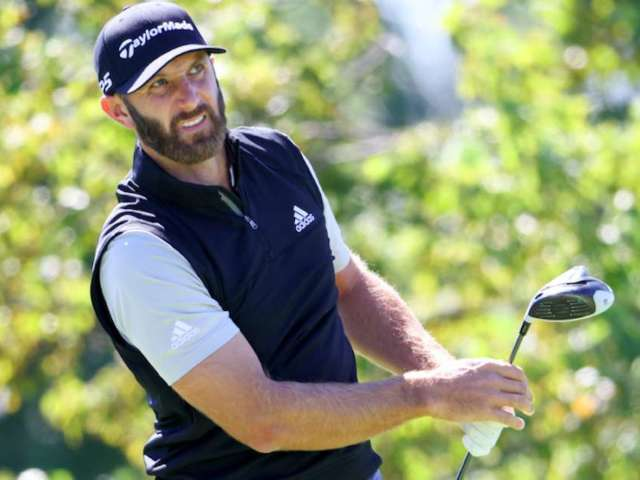 Dustin Johnson Tests Positive for COVID-19, Withdraws from CJ Cup