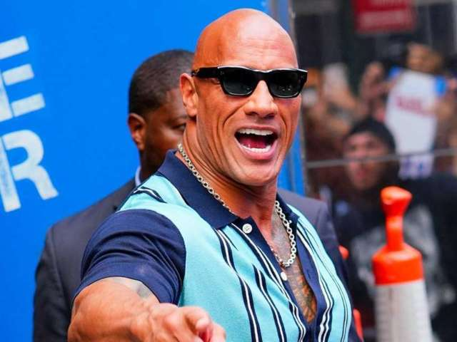 Dwayne 'The Rock' Johnson and Dany Garcia Announce Return Date for XFL