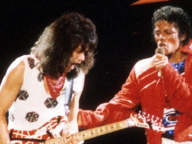 Eddie Van Halen Fans Remember His Iconic Playing on Michael Jackson's 'Beat It'