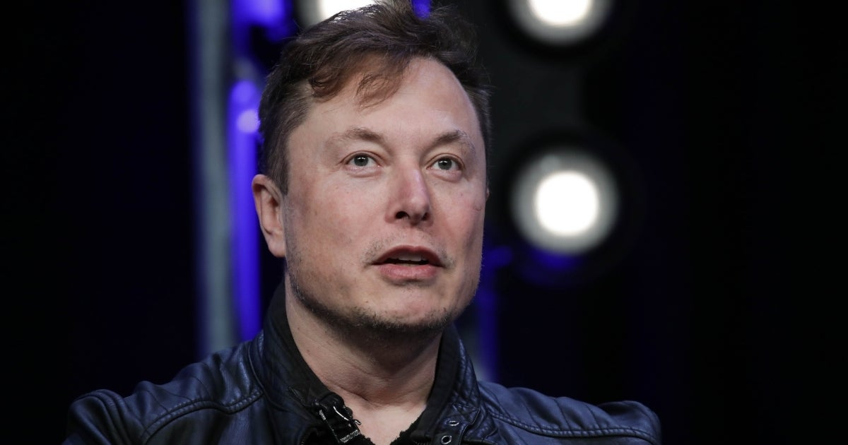 elon musk getty images