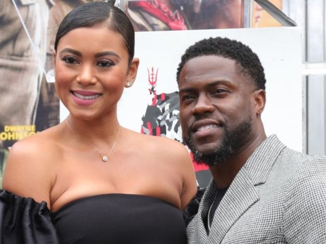 Kevin Hart's Wife Eniko Reveals First Photos of New Baby
