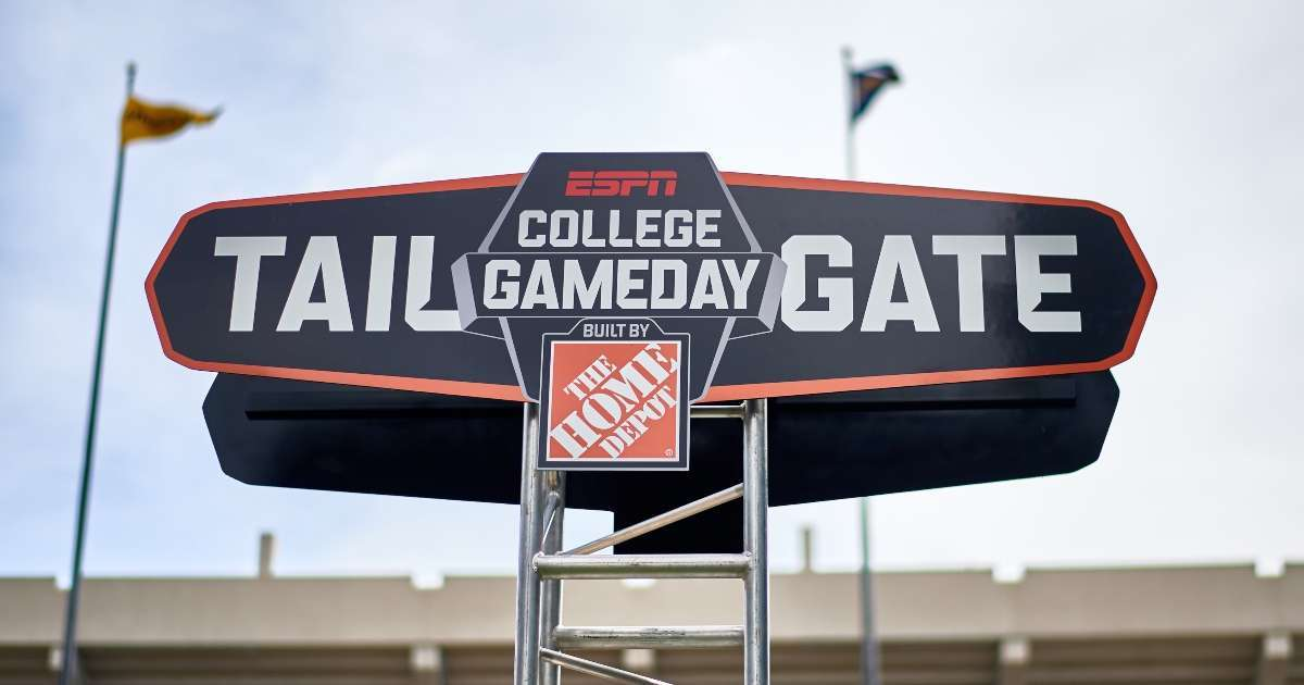 ESPN College GameDay air live 2020 Masters