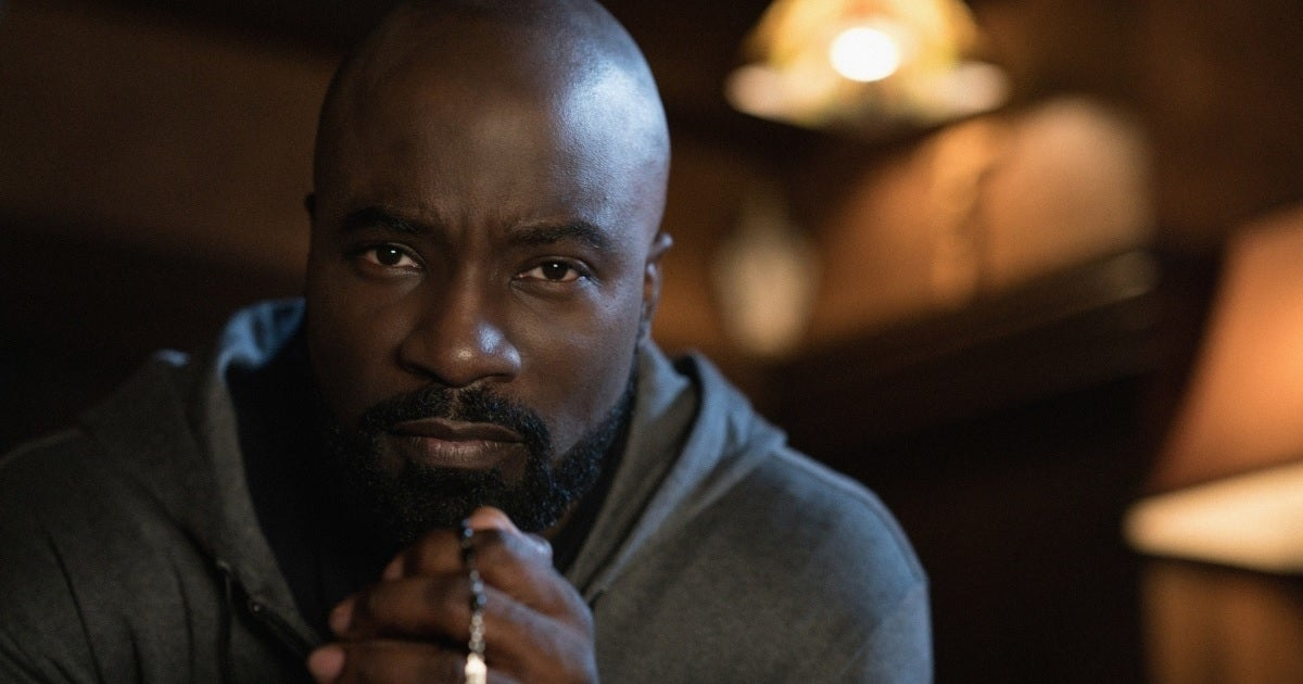 evil mike colter cbs