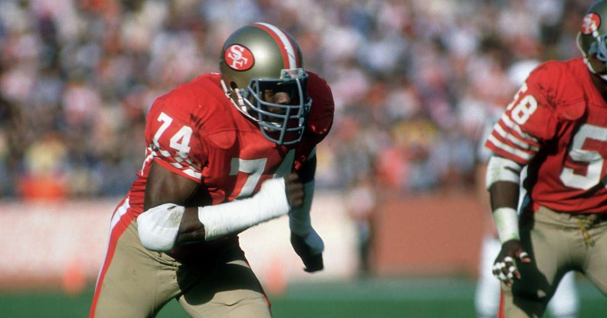 Fred Dean Hall of Fame 49ers player dead 68