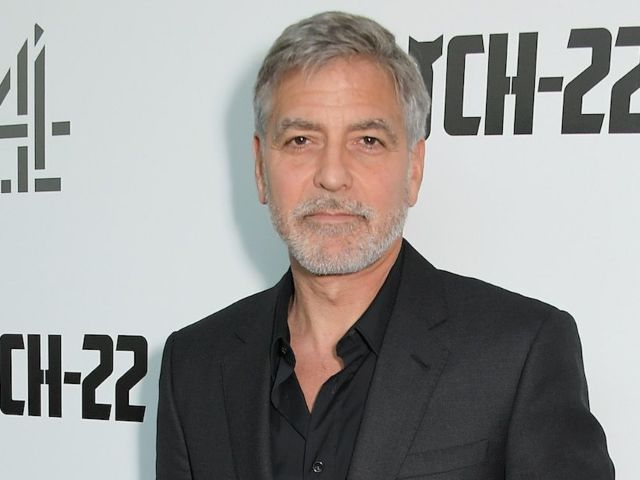 George Clooney Recalls the Worst Part of His Motorcycle Crash