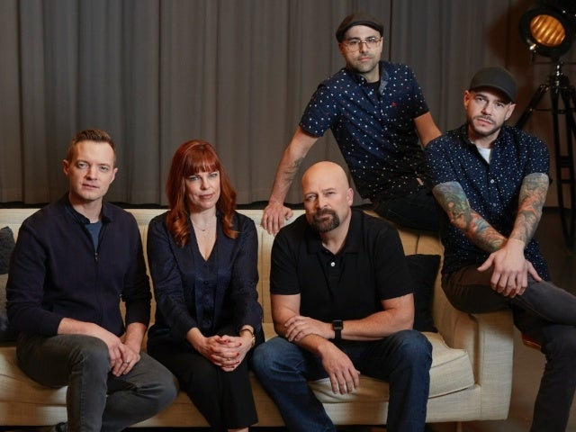 Amy Bruni Talks Reconnecting With 'Ghost Nation' Stars Steve Gonsalves, Dave Tango and Jason Hawes for 'Reunion in Hell' Special (Exclusive)