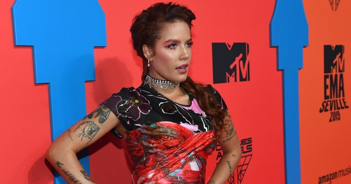 halsey getty images 2019