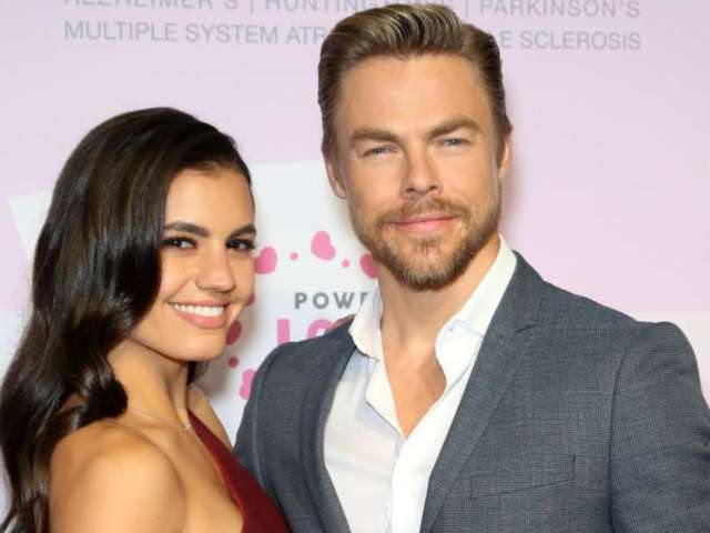 Derek Hough's Girlfriend Hayley Erbert: What to Know