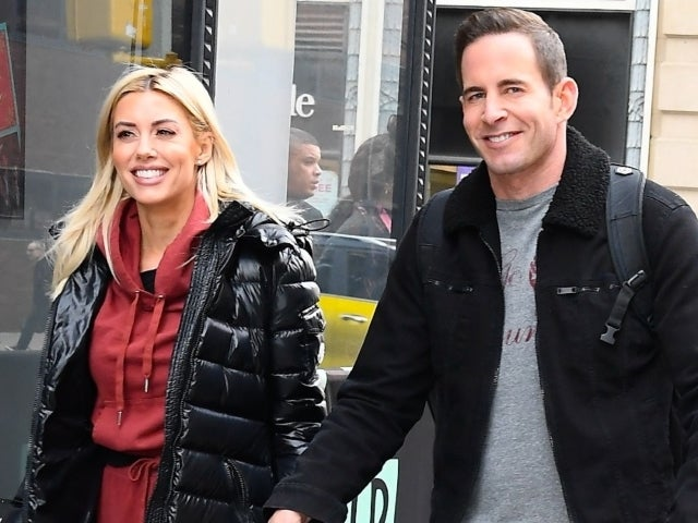 Heather Rae Young Jokes Trimming Tarek El Moussa's Body Hair After 'Flip or Flop' Scene With Ex Christina Anstead
