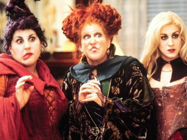 Disney Officially Confirms 'Hocus Pocus 2'
