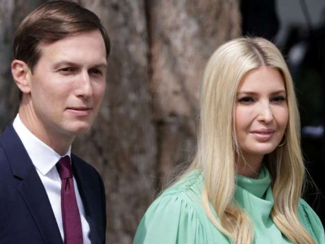 Ivanka Trump and Jared Kushner Pose With Their Ballots Ahead of Election: 'Guess Who We're Voting For?'