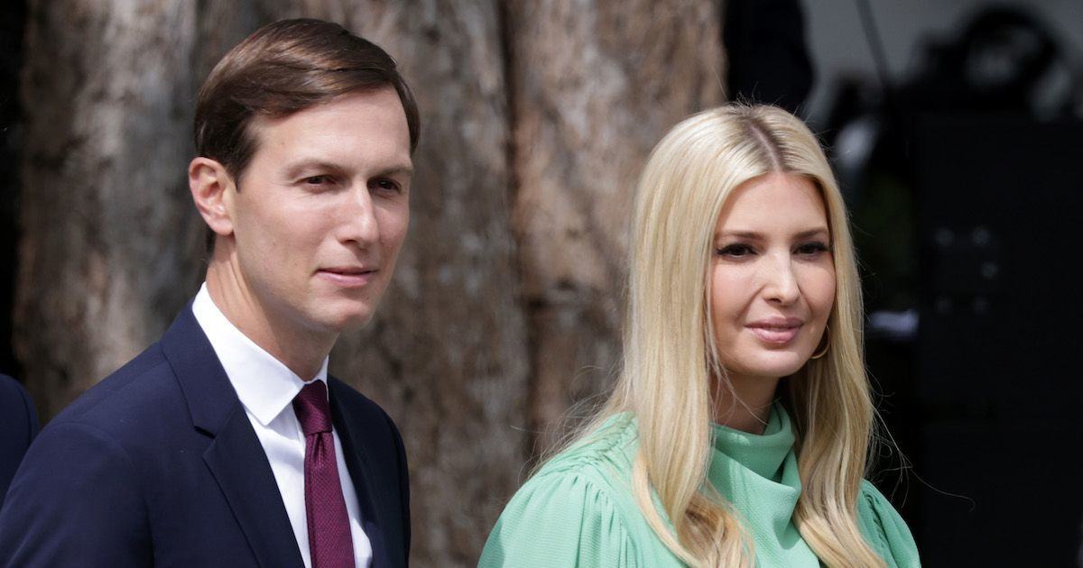 ivanka-trump-jared-kushner-getty