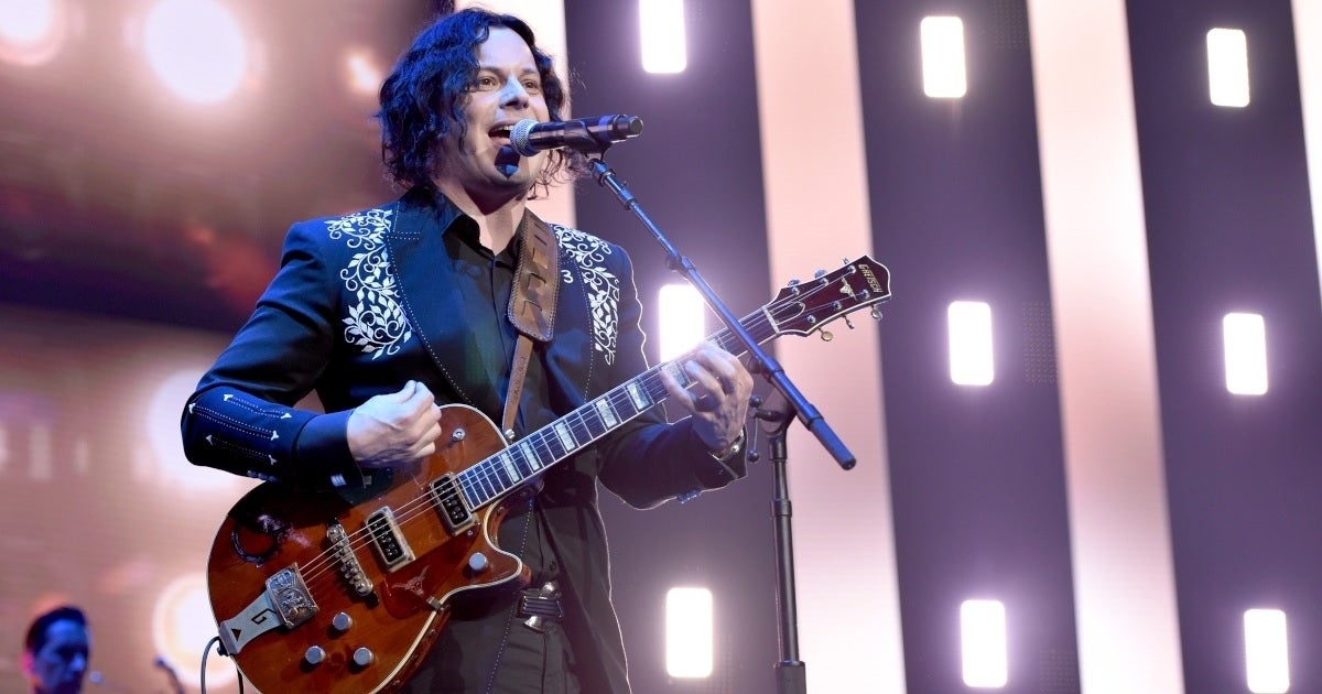 jack white getty images