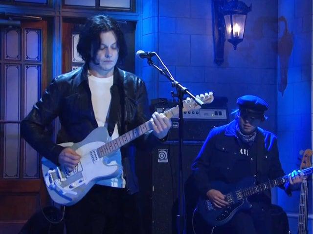 'SNL': Jack White Pays Tribute to Eddie Van Halen in Special Last Minute Performance