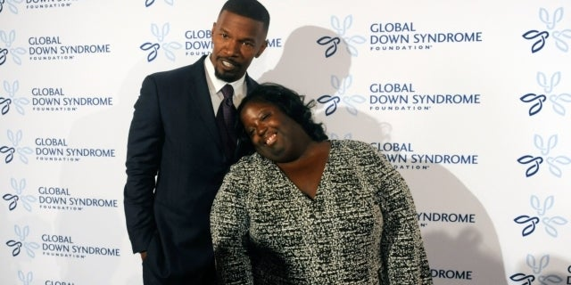 jamie foxx deondra dixon getty images